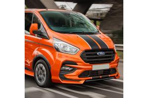 Vanimal Body Kit fitted on Ford Transit