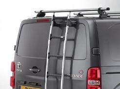 Rear Ladders