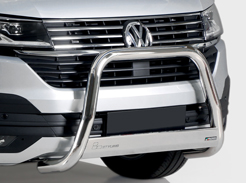 Front bars, a-bars, nudge bars and spoiler bars for vans in the UK