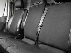 Seat Covers - Master 1998-2003