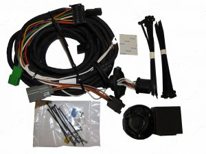 Ford Transit Custom Mk1, 2012-05/'16 7pin wiring loom (must have prep plug) for tow bar 0710