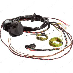 13 Pin Towing Socket Extension Kit Steady Plus And Charging Cable
