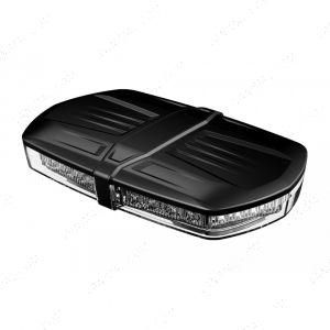 Mini Magnetic Flashing LED Amber Beacon - 236 x 144mm