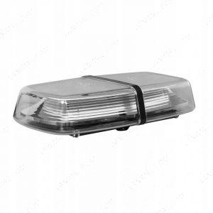 Magnetic Flashing LED Amber Beacon - 305 x 165mm
