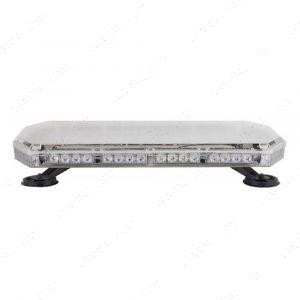 Magnetic Flashing LED Amber Beacon - 595 x 305mm