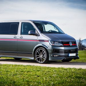 VW Transporter T6 ABT Style Body Kit / Conversion in the UK