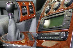 Renault Master Wood Dash Kit 2000-2002