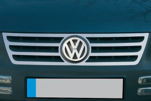 VW Caddy 2004-2010 Stainless Steel Front Grille