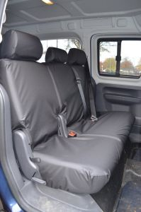 VW Transporter Tailored Waterproof Captains Chairs Seat Covers