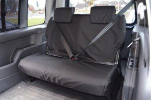 VW Caddy Tailored Waterproof 3nd Row Seat Covers 2004-