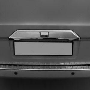 Ford Transit Custom 2012- Tailgate Chrome