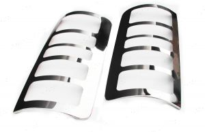 Ford Transit Connect 2002-2009 - Stainless Steel Tail Light Guards