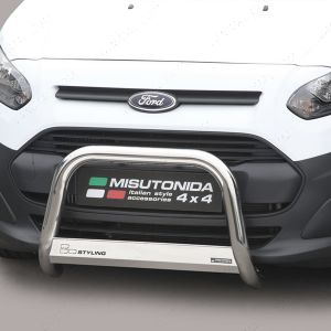 2014 On Mk2 Ford Transit Connect Mitsutondia EU Approved A-Bar Stainless Steel