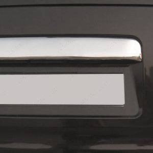Stainless Steel Boot Protector Trim For Ford Tourneo Connect Single Rear Door