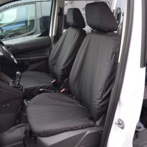 Ford Transit Connect Tailored Waterproof Front Seat Covers For 2018-