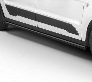 Ford Transit Connect 2013- LWB Black Bars