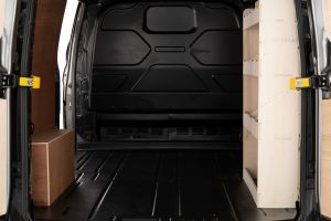 Ford Transit Custom L1 SWB OS Rear Racking and Shelving Unit