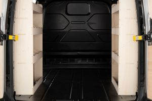 Ford Transit Custom L1 SWB NS+OS Rear Racking and Shelving Units (Pair)