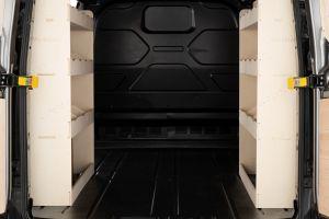 Ford Transit Custom L2 LWB NS+OS Rear Racking and Shelving Units (Pair)