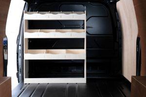 Ford Transit Custom Bulkhead Racking and Shelving Unit (1000mm)