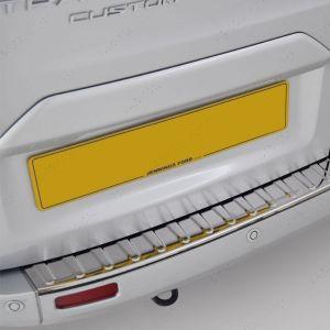 Ford Transit Custom 2012 - 2017 Rear Bumper Protector