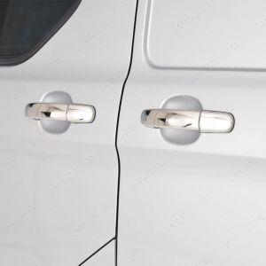 Stainless Steel Door Handle Covers