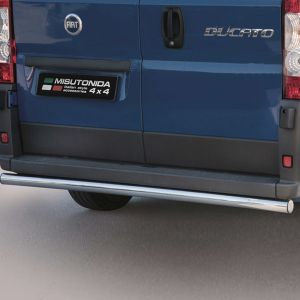 Fiat Ducato 2014 Stainless Steel Rear Bar / Protection Bumper Bar