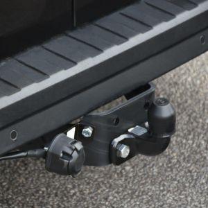 Vauxhall Vivaro Black Heavy Duty Tow Bar