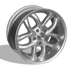 18 Inch Goodwood Silver Alloy Wheels Vito Viano