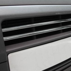 VW Multivan T5 2003-2010 Bumper Grille Styling Kit 2Pce