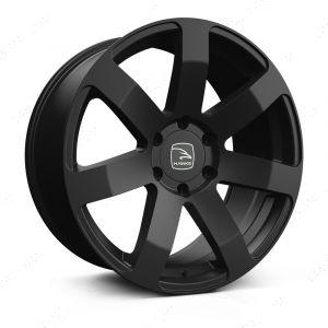 VW Transporter Hawke Summit 20 x 9 Black Alloy Wheels