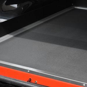 Van Sliding Deck Tray Textured Floor