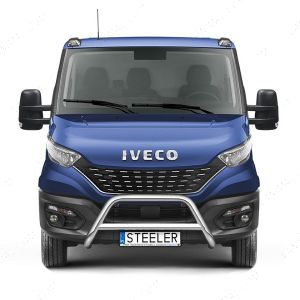 Iveco Daily Polished Front A-Bar 2019-