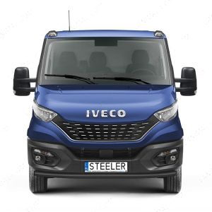 Iveco Daily Front Bumper Styling Low Sports Bar for all models from 2019-