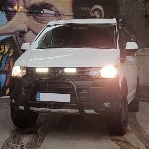 VW Transporter T5 Triple-R 4 Standard Integration Kit