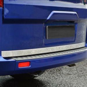 Ford Transit Custom Lower Tailgate Chrome Trim