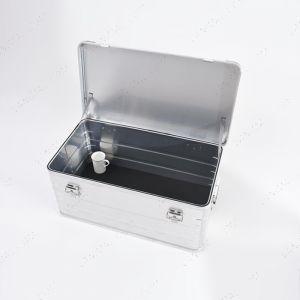 Aluminium Storage Box - Medium - 770mm X 430mm X 340mm