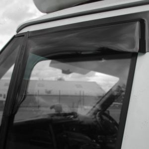 Ford Transit Mk6 And 7 Window Door Visors Front Pair