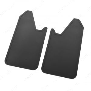 Universal Large Rubber Mud Flaps