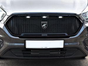 Ford Transit Custom Ford Gloss Black Predator Grille 2018-