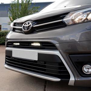 Toyota ProAce Lazer LED Linear-6 Bumper Instigation 2016-