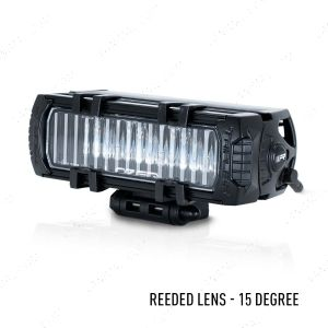 Lazer Reeded Lens Cover For Triple-R Gen2 (15º Horizontal)