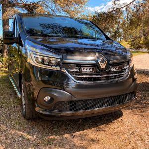 Renault Trafic Lazer Elite LED Integration Kit 2019-