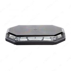 Magnetic Flashing LED Amber Beacon - 388 x 222mm