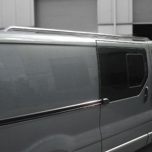 Stainless Steel Roof Rail Styling Bars