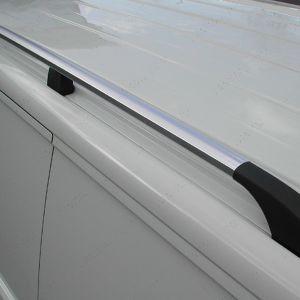Nissan Primastar 2002-2015 SWB Alloy Roof Rails