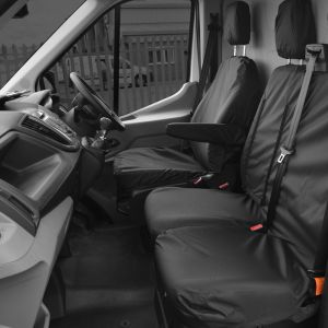 Ford Transit Custom 2012 Tailored Waterpoof Seat Covers