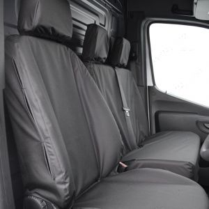 Mercedes Benz Sprinter 2018 On Tailored Waterproof Seat Covers