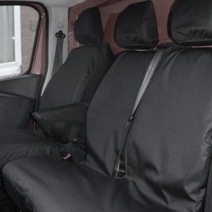 Renault Trafic Business tailored seat covers