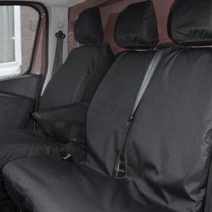 Vauxhall Vivaro Business tailored seat covers